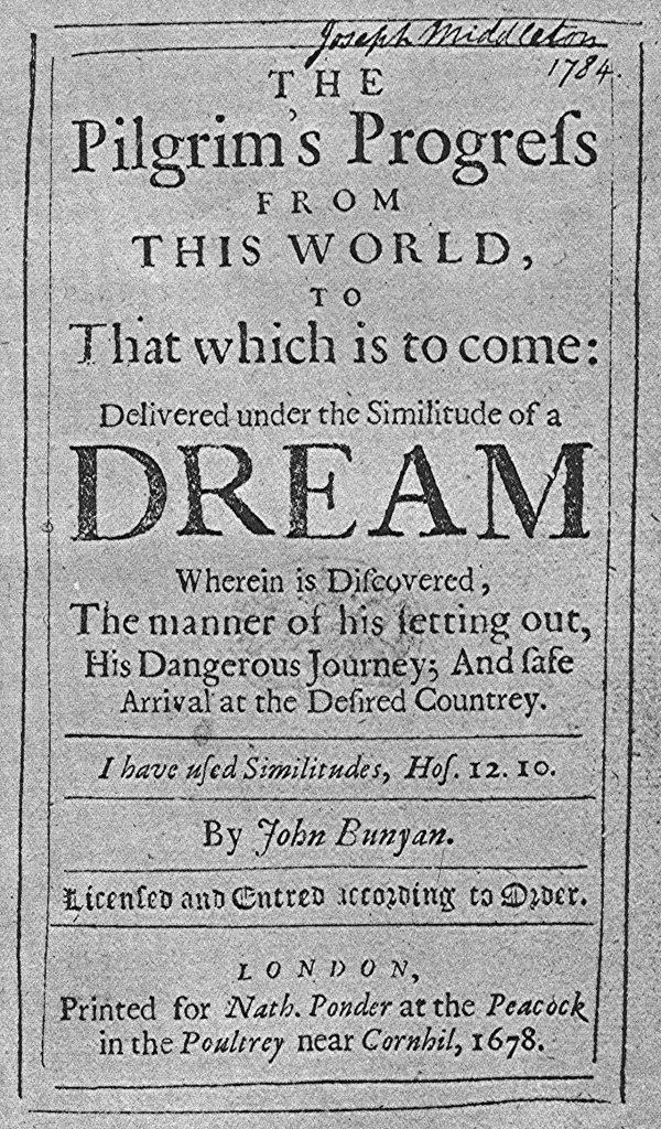 Original 1678 Cover